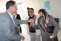 AVNI DOĞAN - Dicle Elektrik Şanlıurfa'da Kadınları Unutmadı