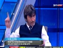 NTVSPOR - Güntekin Onay ve Rıdvan Dilmen'e canlı yayında yangın şoku