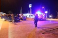 ÇUKURKÖY - Tavşanlı'da Trafik Kazası Açıklaması 6 Yaralı