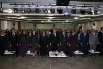 DEDE MUSA BAŞTÜRK - Toplumda Kadının Yeri Konulu Seminer Düzenlendi