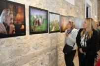 YAŞAR SEYMAN - Urla'da Kadınlar Gününe Özel Sergi