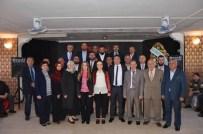 MUSTAFA ÇETİNKAYA - AK Parti Safranbolu İlçe Başkanlığı Yeni Yönetim Kurulu Üyelerini Tanıttı