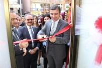 ÇEYİZLİK EŞYA - Belediye Başkanı Cüneyt Yemenici İş Yeri Açılışına Katıldı