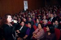 CAM KEMİK HASTASI - Çankaya Belediyesi 8 Mart'ta Sema Moritz'i Ağırladı