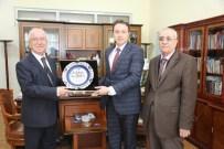 OSMAN GÜL - Sinanpaşa Belediye Başkanından İhlas Vakfına Ziyaret