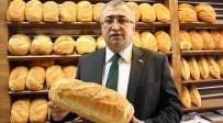 TÜRKIYE FıRıNCıLAR FEDERASYONU - TFF Başkanı Balcı, Ekmek Konusunda Herkesi Duyarlı Olmaya Çağırdı