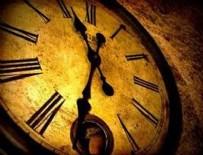 KIŞ SAATİ - Yaz saati uygulaması başlıyor