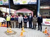 TEPE LAMBASI - Buharkent'te 'Güvenli Trafik İle Hayatta Kal' Projesi Başlatıldı