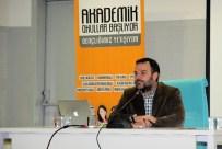 KEMAL ÖZTÜRK - Büyükşehir Medya Okulu'nun Bu Haftaki Konuğu Gazeteci Kemal Öztürk Oldu