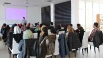 İLHAM - Erciyes Teknopark Sera Kuluçka Programı Kapsamında Girişimci Adaylarına 'İlham Kaynakları Eğitimi' Düzenlendi