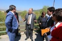 KANAL PROJESİ - İzmir'i Uçuracak Efes Kanal Projesi Hız Kazandı