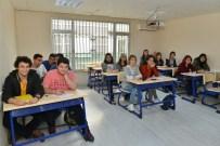EŞIT AĞıRLıK - Konyaaltı Belediyesi Etüt Öğrencisi YGS'de İlk 10 Binde