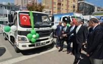 MUSTAFA MASATLı - Mustafakemalpaşa Belediyesi Araç Filosunu Güçlendiriyor