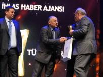 LEVENT ÖZÇELIK - Spor A.Ş'den İHA'ya İki Ödül Birden