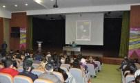 AHMET ÜMIT - Yazar Ahmet Ümit'ten Gençlere Mesaj