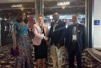 GANA - Atasoy, Gana Cumhuriyeti Devlet Bakanı Fosu İle Görüştü