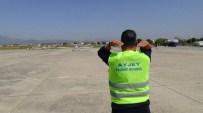 APRON - Ayjet, Balıkesir Koca Seyit Havalimanı'nda