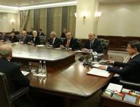 SIVAS KONGRESI - Bakanlar Kurulu Şanlıurfa'da toplanacak