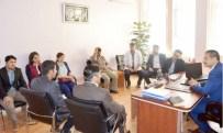 ÜÇGÖZ - Besni'de TEOG Sınavı Öncesi Öğrencilere Moral Verildi