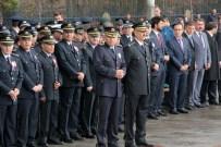 KARABÖRK - Erzurum'da 10 Nisan Polis Haftası