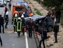 Hasan Balaman trafik kazasında yaşamını yitirdi