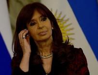 CRISTINA FERNANDEZ - Kirchner hakkında kara para soruşturması başlatıldı