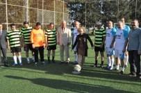 RAMAZAN ÇAKıR - Balcalı Bahar Futbol Turnuvası Başladı