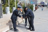 TÜRK POLİS TEŞKİLATI - Develi'de Polis Haftası Kutlaması Yapıldı,