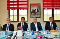 TÜRK POLİS TEŞKİLATI - Erzurum'un Çat İlçesinde Polis Haftası Etkinliği