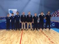 ZEKİ BULUT - Kağıtsporlu Genç Masa Tenisçiler Ligi Tamamladı