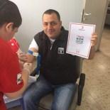 GÜMRÜK MÜDÜRÜ - Kurumlar, Türk Kızılayı'na Bağış İçin Yarışta