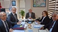 NILGÜN MARMARA - Teski Yönetim Kurulu Toplantısı Gerçekleştirildi
