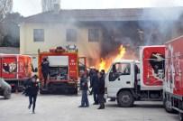 DEVLET DAİRESİ - Başkent'te Kış Mevsiminde Bin 547 Yangın Yaşandı