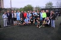 OSMAN ÇAKIR - Futbolun Şöhretleri Kocaeli'de Sahaya Çıktı