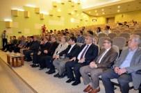KAZıM ŞAHIN - Harran Üniversitesinde Bilimde Başarının Sırları Konferansı