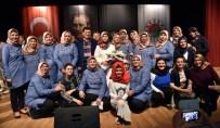BEYAZ AY DERNEĞI - Kepezli Engelliler Türkiye'de Bir İlki Gerçekleştirdi