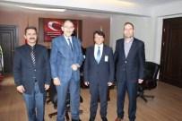 TÜRK SAĞLıK SEN - Türk Sağlık'den Emniyet Müdürü Kalayoğlu'na Ziyaret