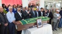 Burhaniye'de Ersezen Gözyaşları İle Uğurlandı