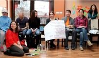 Erasmus Projesi İçin Romanya'ya Gittiler