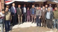 PAŞALı - Kaymakam Eldivan Köy Gezilerine Başladı
