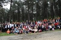 AYDOS ORMANI - Küçük Maceracılar Bahar Şenliğinde Doğayla Kucaklaştı