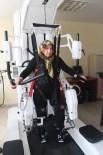 YÜRÜME CİHAZI - Robotik Yürüme Cihazı Hastalara Umut Oluyor