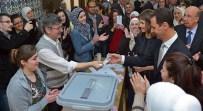 ESMA ESAD - Suriye'de 'Kendin Çal Kendin Oyna' Seçimleri