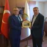 TÜRKIYE FıRıNCıLAR FEDERASYONU - Başkan Toçoğlu 5. Yerel Yönetimler Sempozyumuna Katıldı