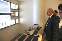 HAKAN BAYER - Bingöl Havalimanı'nda Güvenlik İncelemesi