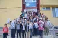 ÇOCUK AYAKKABISI - Hanönü CHP Kadın Kolları Minik Öğrencilere Ayakkabı Dağıttı