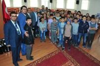 İSMAIL YıLDıRıM - Öğrencilerden Başkan Çalıkan'a Ziyaret
