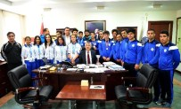 AHMET KESKIN - Seyhan Belediyespor Atletleri Adana'yı Temsil Edecek