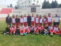 AHMET KESKIN - Adana Atletizm Karması Finallere Katılmaya Hak Kazandı