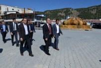 KARAHAYıT - Başkan Gürlesin'nden Turizm Mesajı